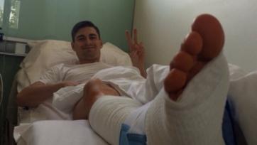 Марцин Коморовски успешно перенёс операцию