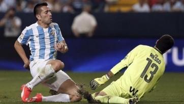 «Малага» и «Эйбар» голов не забили