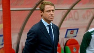 Олег Кононов: «Игра была непростой»