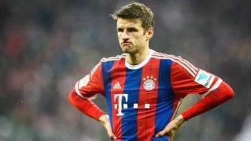 «Манчестер Юнайтед» намерен зимой вернуться к кандидатуре Мюллера