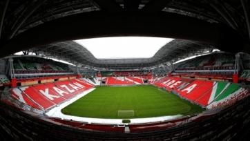 Матч «Рубин» - «Ливерпуль» может пройти на «Казань-Арене»