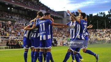 «Депортиво» выиграл первый матч в сезоне