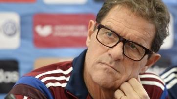 Фабио Капелло сожалеет, что расстался с российской сборной