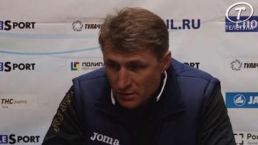 Олег Веретенников: «Мы не реализовали свои моменты»