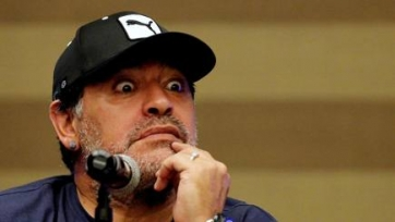Диего Марадона: «Наполи» совершил ошибку, пригласив Сарри»