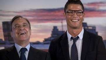 Роналду действительно думал об уходе из «Реала»