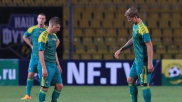 «Кубань» готовится к матчу со «Спартаком» без Аршавина и Павлюченко
