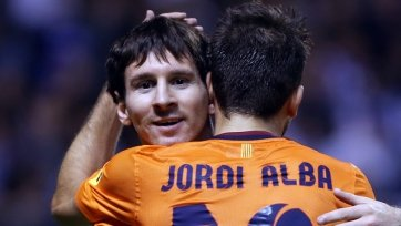 Альба: «Роналду – выдающийся мастер, но Месси впереди всех на пять шагов»