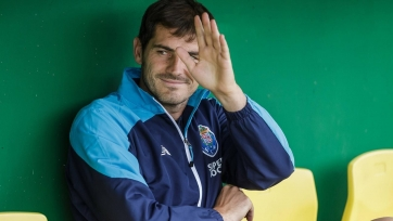 Касильяс: «Я такой же игрок «Порту», как и все остальные»