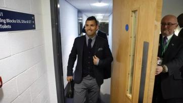 Агуэро: «Манчестер Сити» сдаваться не собирается»