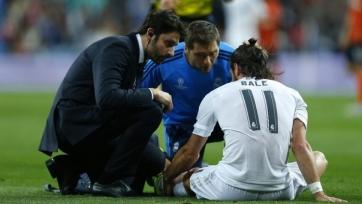 «Реал» на неопределённый срок теряет Бэйла