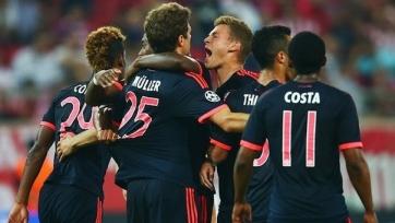«Бавария» увозит три очка из Греции