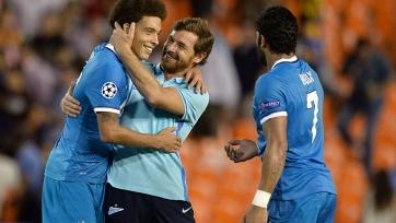 «Зенит» вырвал победу в Валенсии