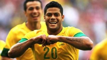 Халк получил приглашение в сборную Бразилии