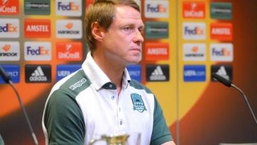 Олег Кононов: «Наши ребята отдали все силы»