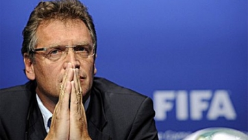 Жером Вальке отстранён от работы в ФИФА