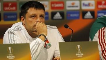 Игорь Черевченко: «Ребята выполнили установку»