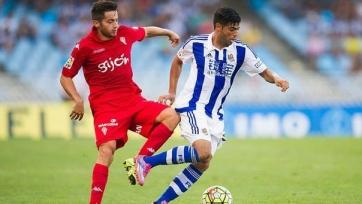 Карлос Вела: «Зимой я могу покинуть «Реал Сосьедад»