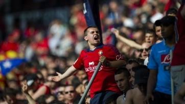 «Осасуну» исключили из Кубка Испании