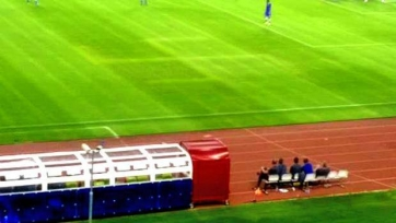 УЕФА оставил в силе решение о лишении хорватской сборной одного очка