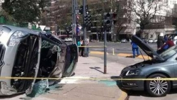 Иван Саморано попал в серьёзную аварию