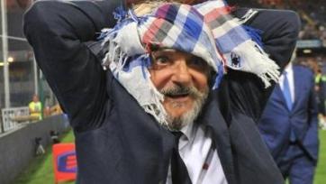 Массимо Ферреро: «Когда «Интер» предложил восемь миллионов за Эдера, я их послал»