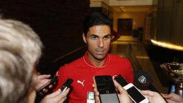 Артета: «Поражение от «Динамо» только мотивирует игроков»