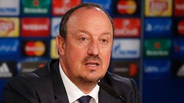 Бенитес: «Реал» показывает очень сбалансированную игру»