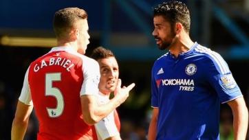 «Челси» торжествует в дерби с «Арсеналом»
