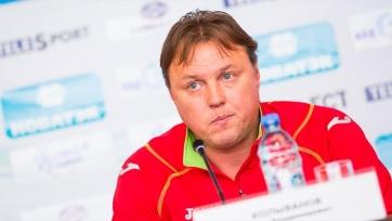 Колыванов: «Терек» полностью заслужил эту победу»