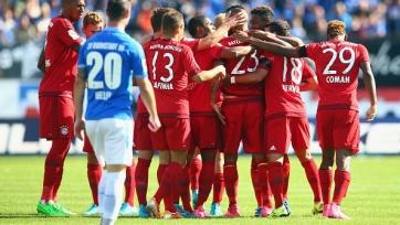 «Бавария» ожидаемо одолела «Дармштадт»