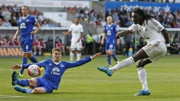 «Суонси» и «Эвертон» голов не забили