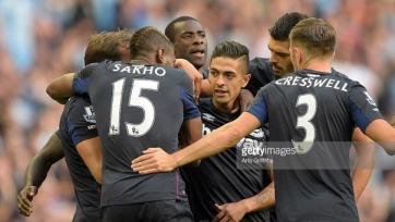 «Манчестер Сити» потерпел первое поражение в АПЛ