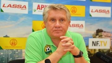 Сергей Ташуев: «Я хорошо знал «Кубань» ещё до прихода сюда»
