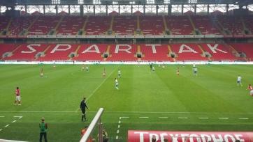 «Спартак-2» на своём поле не справился с «Балтикой»