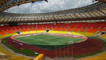 В скором времени все финалы Кубка России будут проходить в «Лужниках»