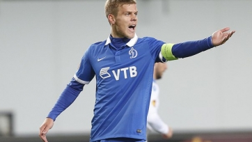 Стартовые составы матча между «Динамо» и «Рубином»