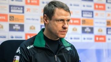 Олег Кононов: «Я недоволен тем, как игроки провели матч»