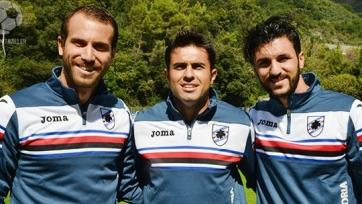 «Сампдория» продлила контракт с Эдером до 2020-го года