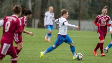 Алёна Андреева: «У нас талантливая сборная»