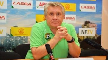 «Кубань» отправилась в Ярославль без главного тренера