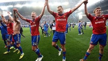 ЦСКА вылетел в Иркутск без десяти игроков основы