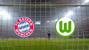 «Бавария» и «Вольфсбург» назвали стартовые составы