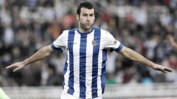«Реал Сосьедад» крупно обыграл «Гранаду», хет-трик Агирретче
