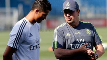 Бенитес: «В «Реале» есть один неприкасаемый игрок – это Роналду»
