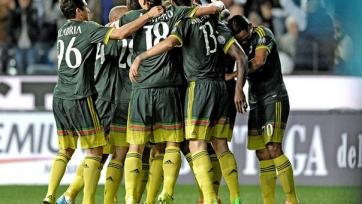 Инвестиции в «Милан» составят 100 миллионов евро ежегодно