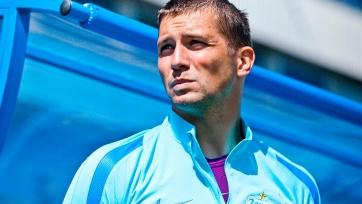 Михаил Кержаков дебютирует за «Зенит»
