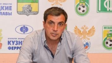 Константин Дзуцев: «Жаль, конечно, что пропустили такие два мяча»
