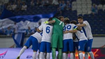 «Днепр» обыграл «Олимпик» в первом матче Кубка Украины