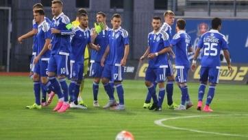 Киевское «Динамо» выиграло в Броварах